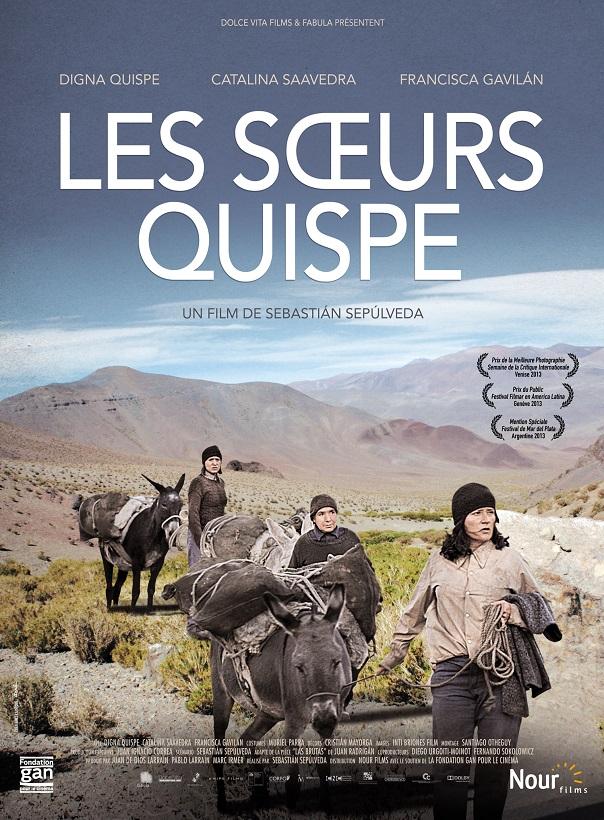 Films cinéma Affiches Les Soeurs Quispe