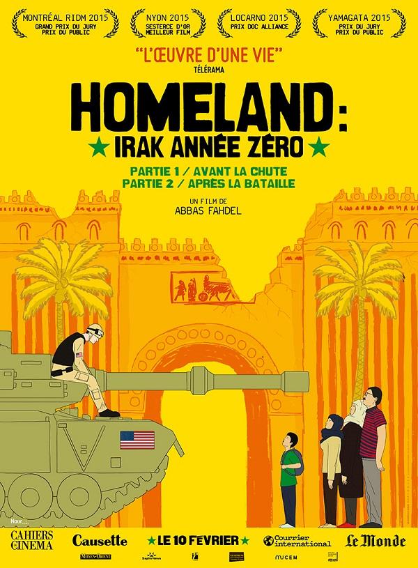 Documentaire Irak Histoire 2016
