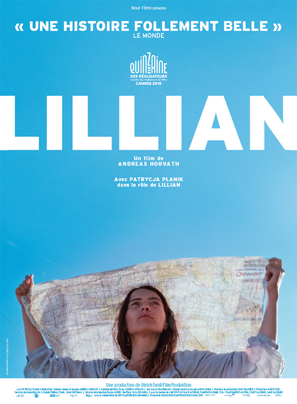 Film cinéma dvd VOD Lilian