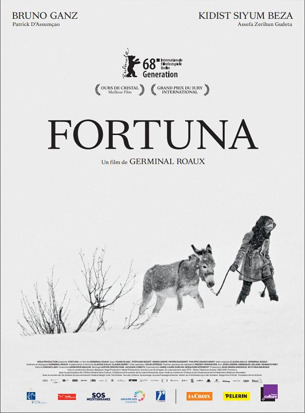 Affiche du film cinéma DVD VOD Fortuna