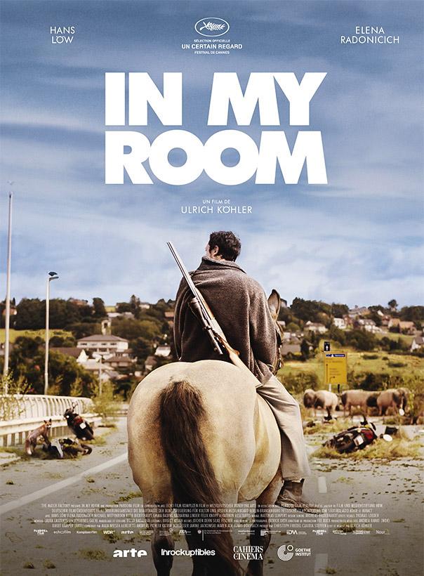 Nour Films In My Room