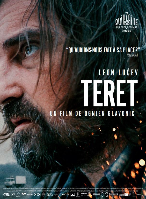 Affiche du film cinéma DVD VOD Teret