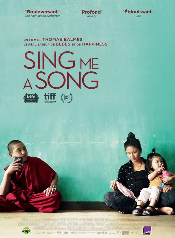 Affiche du film Sing me a son
