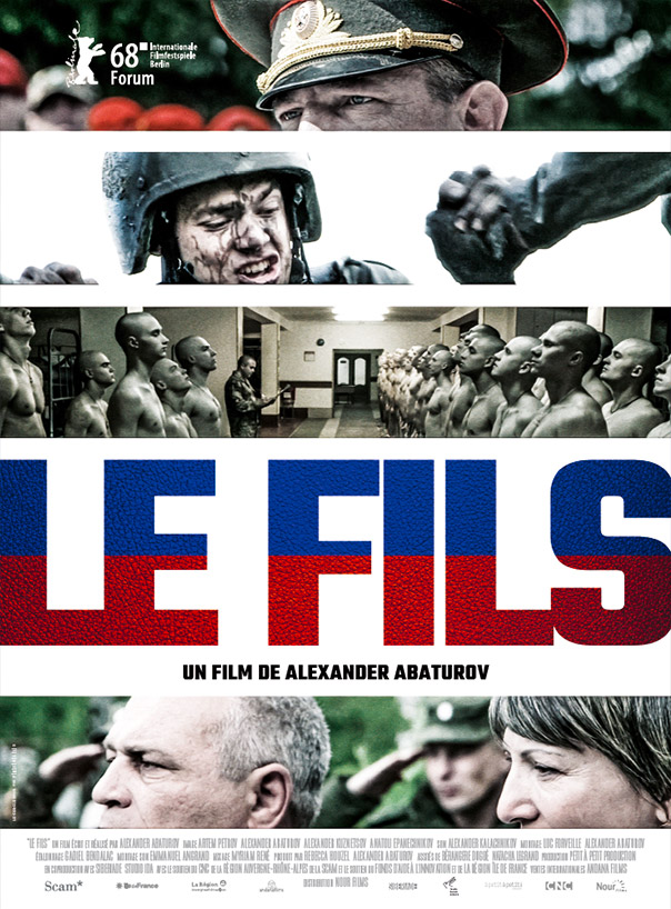 Le Fils Film Cinema Affiche