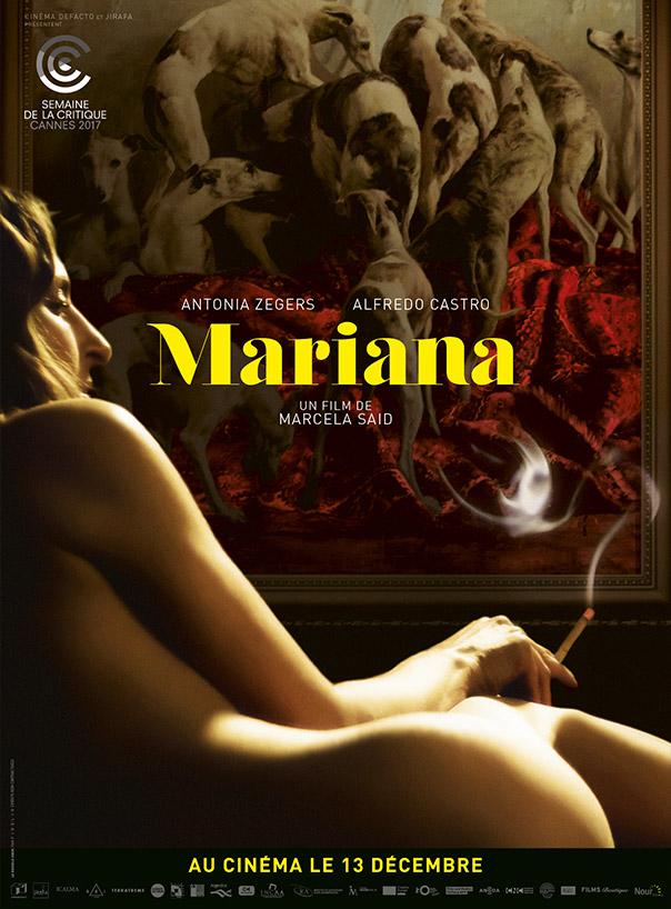 Mariana Film Cinema Affiche