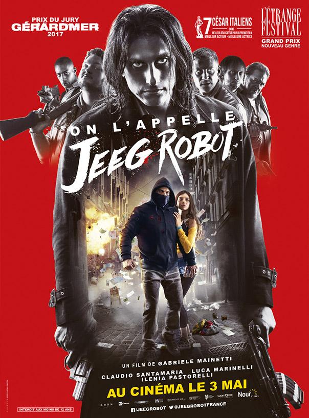 Film cinéma on l'appelle Jeg Robot