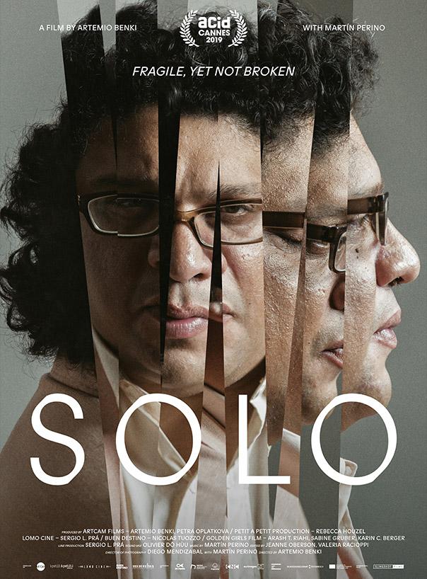 Solo film cinéma affiche