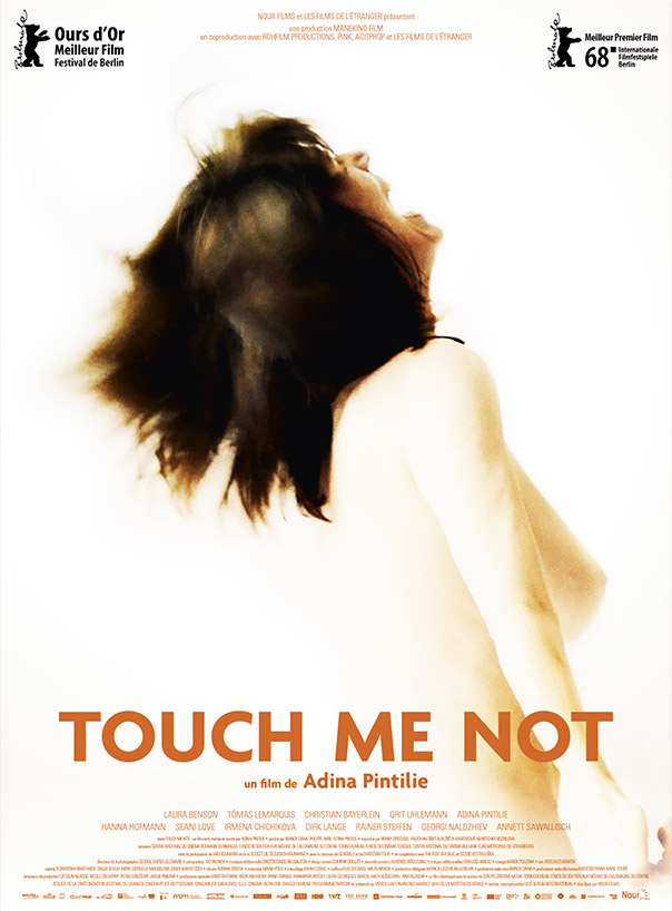Touch Me Not Film Cinema Affiche