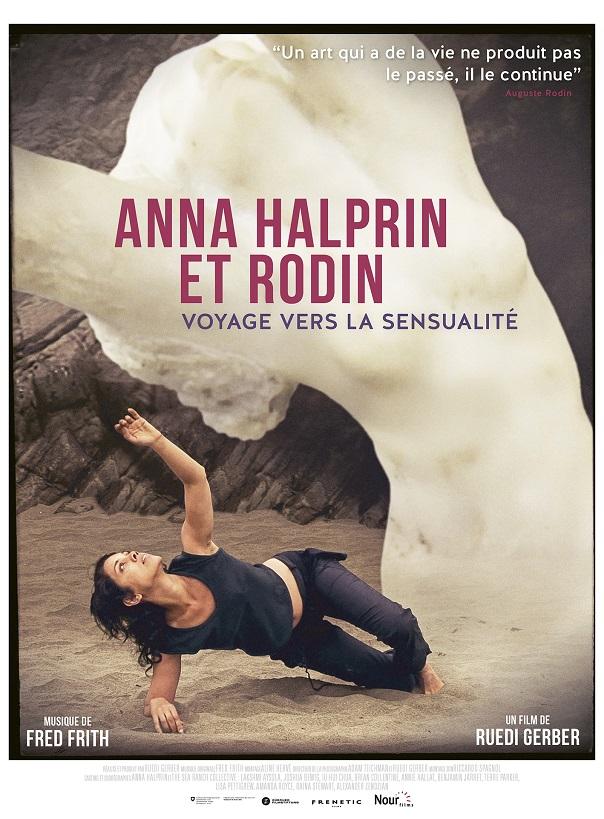 Documentaire cinéma affiche Anna Halprin, le souffle de la danse
