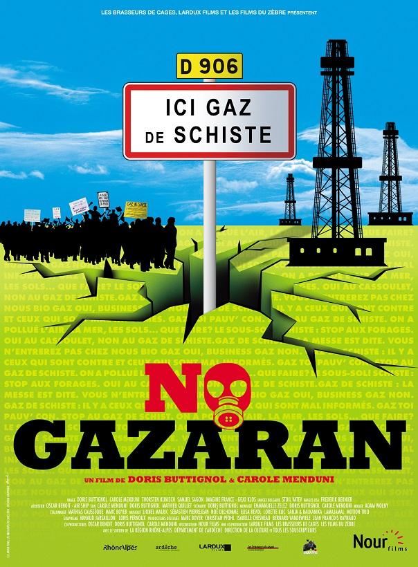 Nour Films Affiche No Gazaran