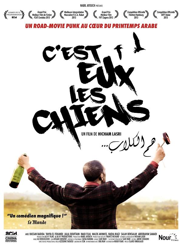 Nour Films Affiche C'est Eux Les Chiens