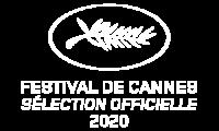 Cannes Selection Officielle 2020 Blanc Png
