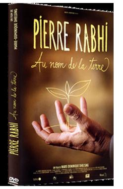 Documentaire DVD cinéma Pierre Rabhi Au nom de la Terre