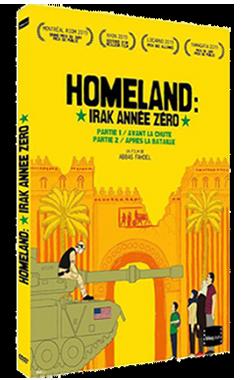 Documentaire DVD Irak Histoire 2016