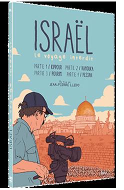 Israel Le Voyage Interdit DVD