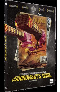 DVD Jodorowsky Dune film documentaire cinéma affiche