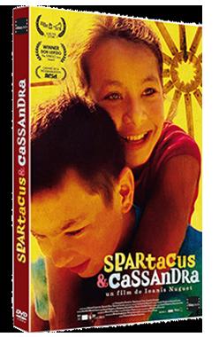 DVD Film cinéma Spartacus & Cassandra
