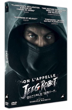 Film DVD on l'appelle Jeg Robot